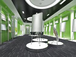 文阳文具展厅设计