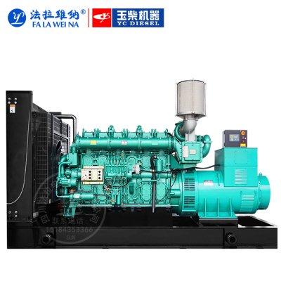 1500KW廣西玉柴YC12VC2270-D31柴油發電機組