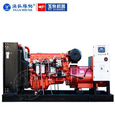 800KW廣西玉柴YC6C1220-D31柴油發電機組