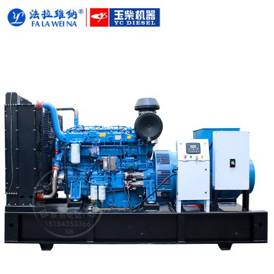 700KW廣西玉柴YC6TD1000-D30柴油發電機組