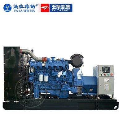250KW廣西玉柴YC6MK420L-D20柴油發電機組