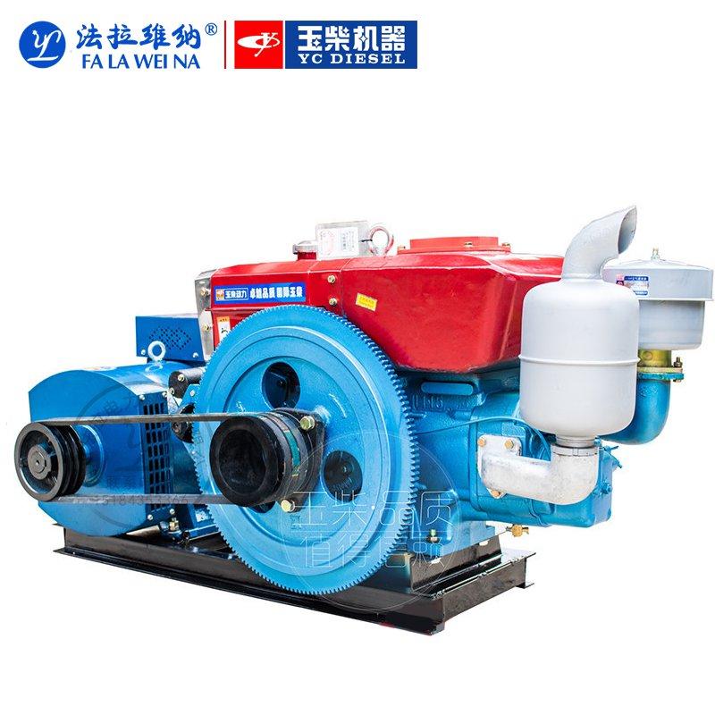 20kw/廣西玉柴YC2115D/柴油發電機組220V380V