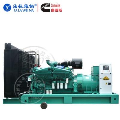 300KW重慶康明斯NTA855-G2柴油發電機組