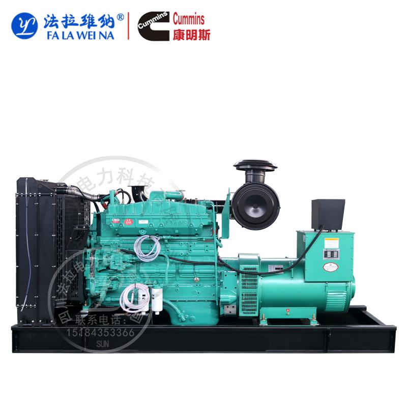 300KW重慶康明斯NTA855-G2A柴油發電機組