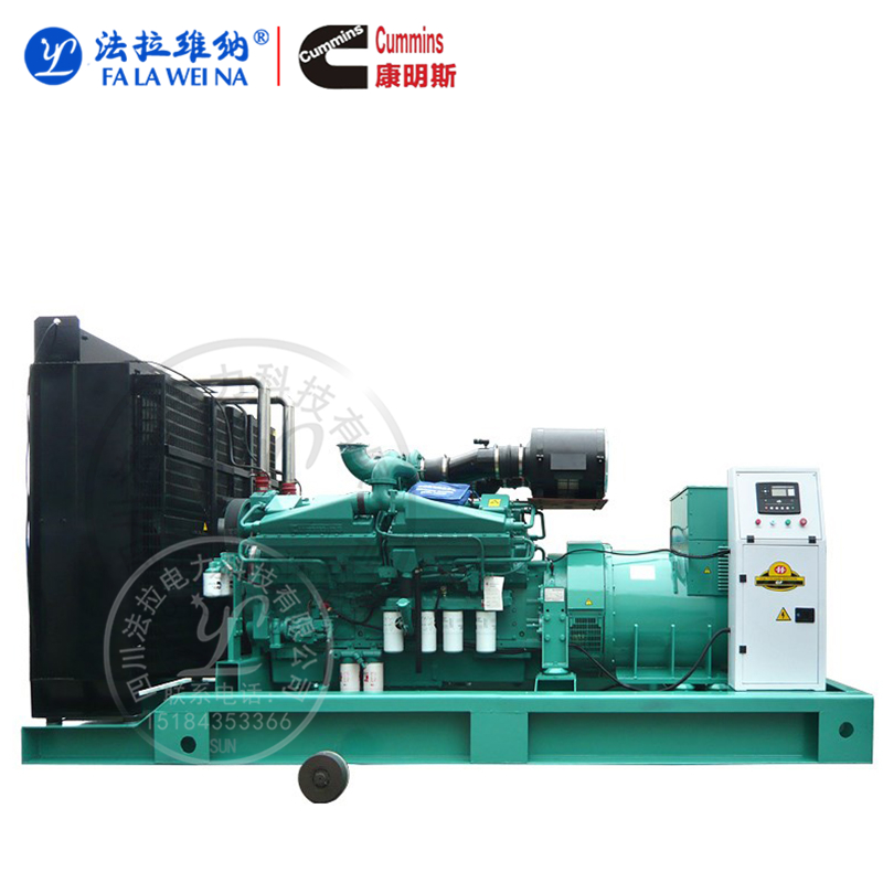 300KW重慶康明斯NTA855-G4柴油發電機組