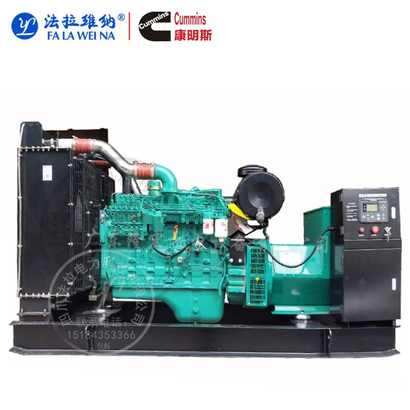 350KW重慶康明斯NTAA855-G7柴油發電機組