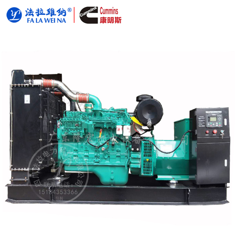 400KW重慶康明斯KTA19-G3柴油發電機組