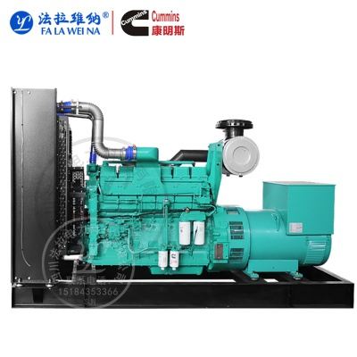 500KW重慶康明斯KTA19-G3A柴油發電機組