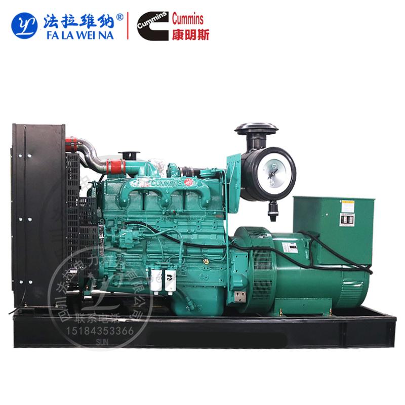 550KW重慶康明斯QSKTAA19-G4 NR2柴油發電機組