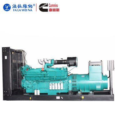 1000KW重慶康明斯KTA38-G9柴油發電機組
