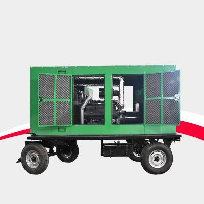 廣西玉柴系列 靜音柴油發電機組220V380V法拉維納falaweina