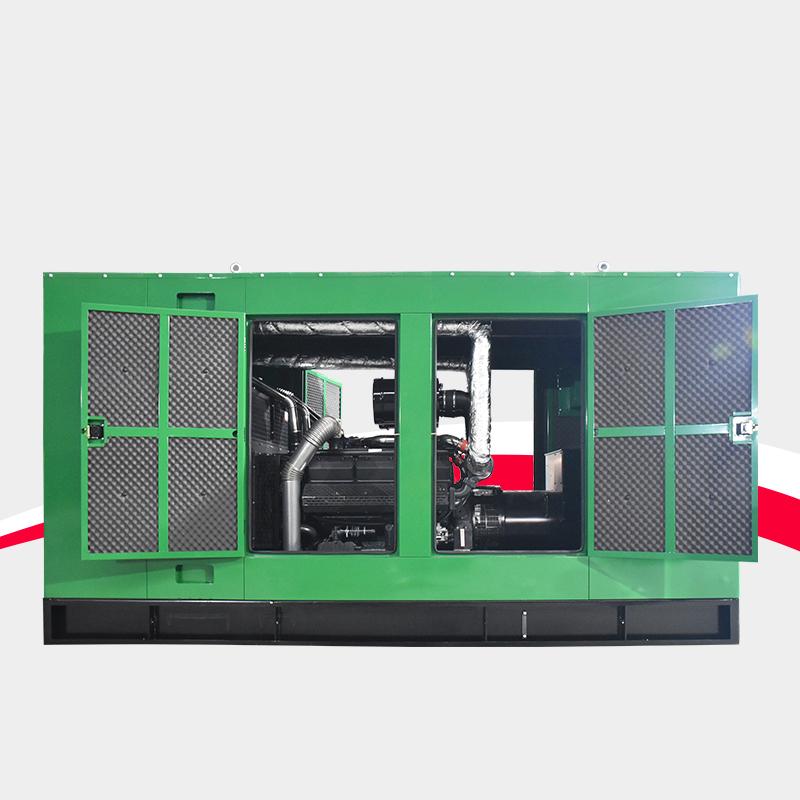重慶康明斯系 靜音柴油發電機組220V380V