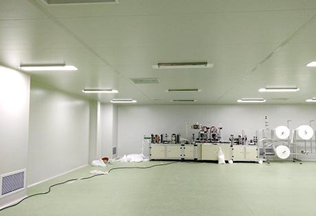 医疗器械净化工厂设计