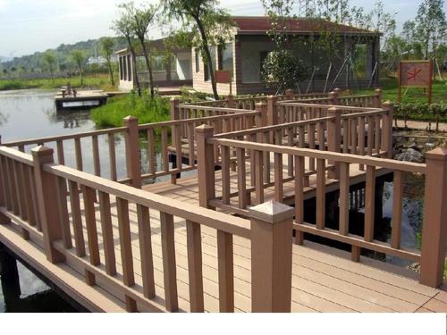 塑木护栏施工时要注意的