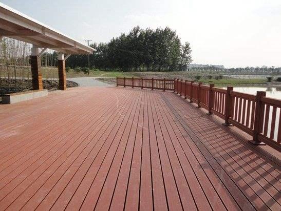 塑木复合材料的特性介绍