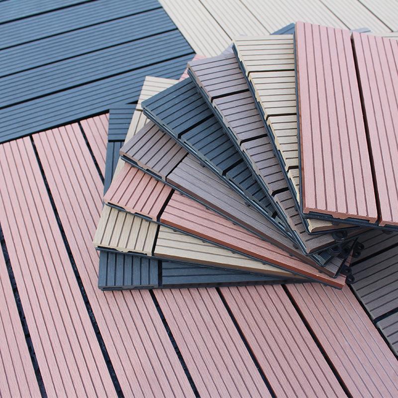 塑木地板与石塑地板该如何选择