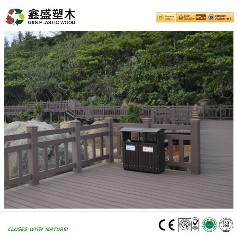 塑木材料在户外景观中的具体应...