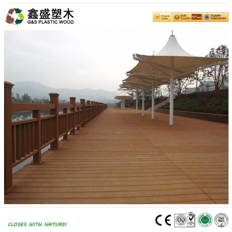 塑木地板工程