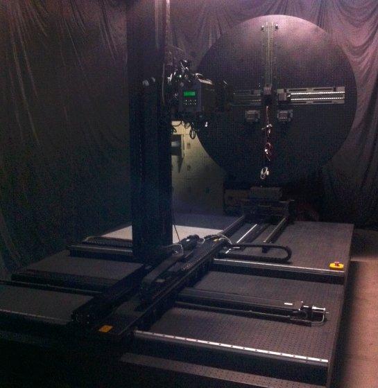 大尺寸光學性能測試系統