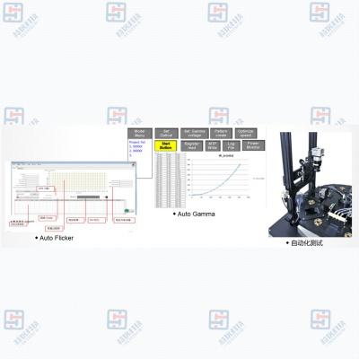 OTP測試調整系統