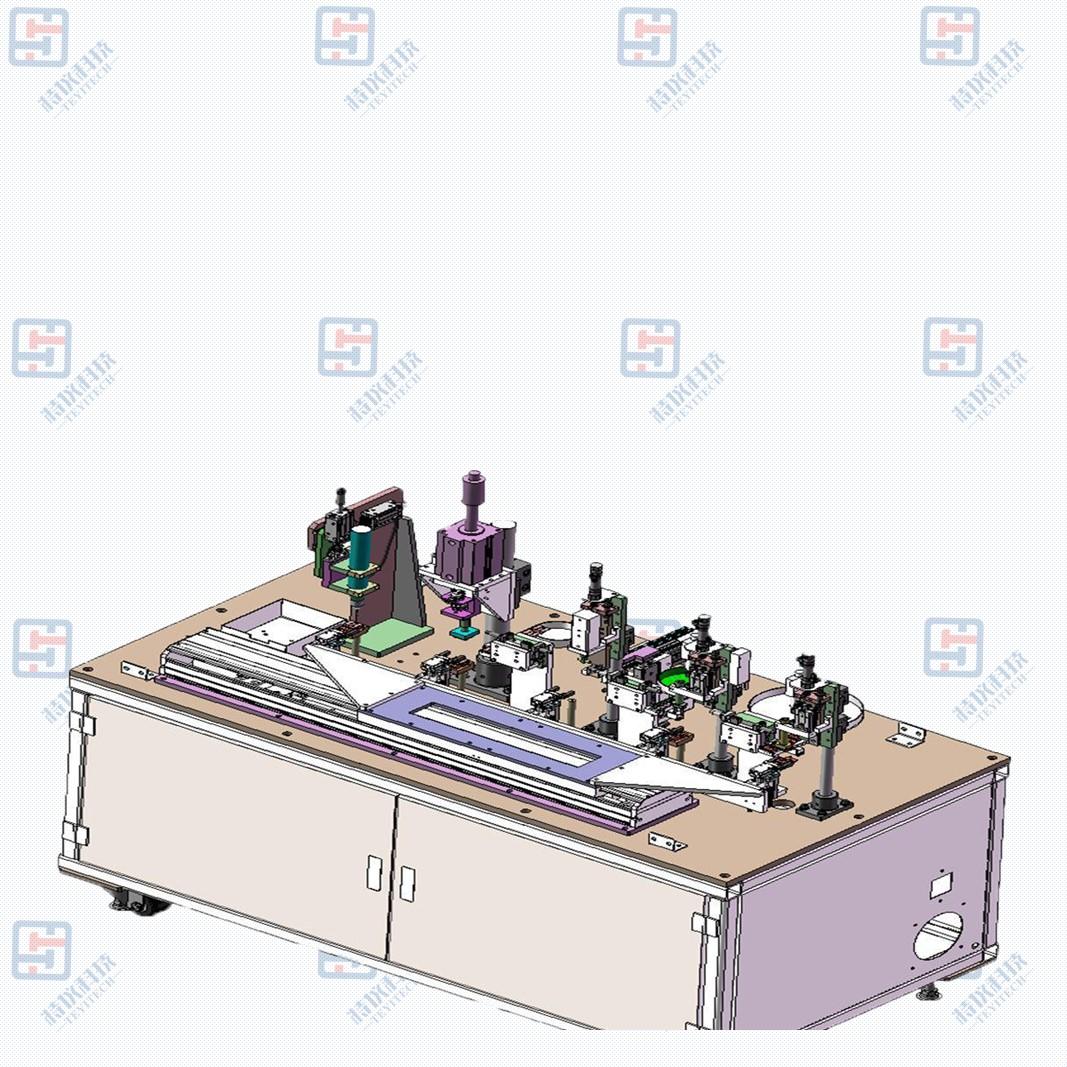 非標設備定制及改造