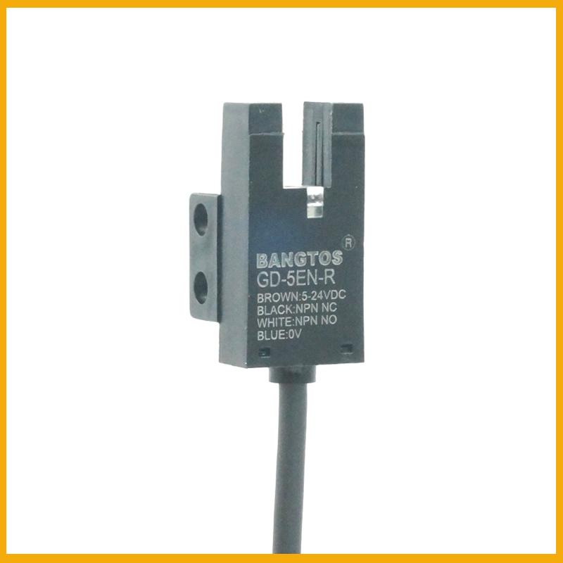 R型槽型光电开关传感器