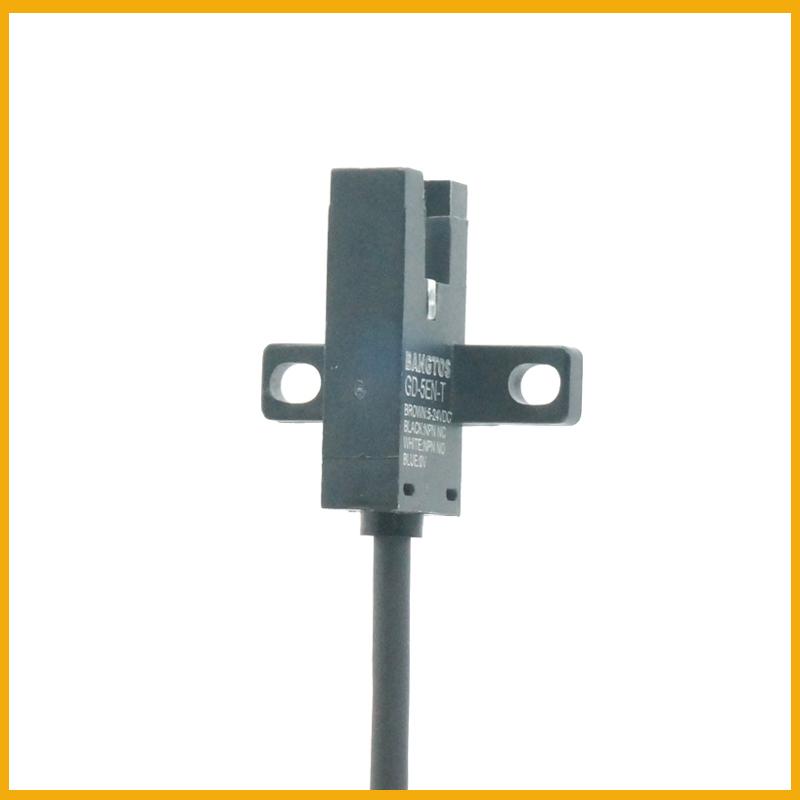 T型槽型光电开关传感器