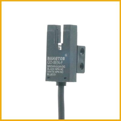 F型槽型光电开关传感器