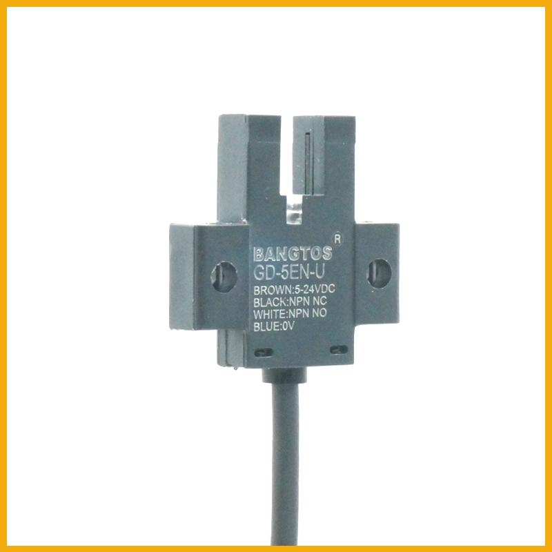 U型槽型光电开关传感器