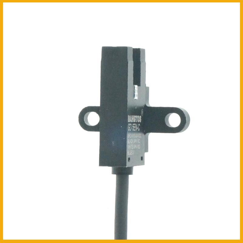 C型槽型光电开关传感器