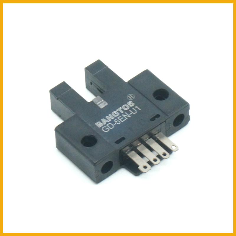 接插件槽型光电开关传感器U1型