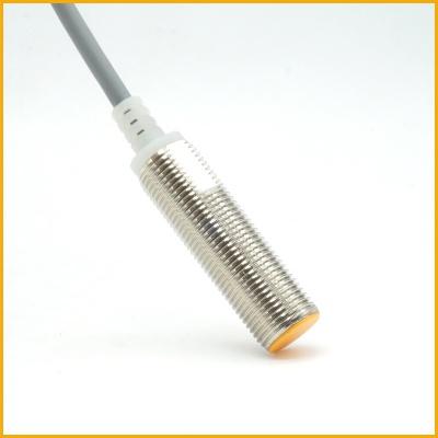 M12埋入式检测3毫米接近开关传感器