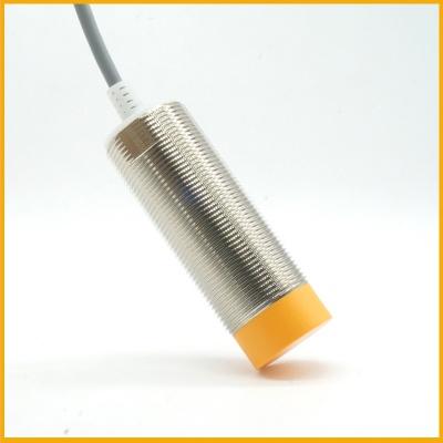 M30凸头长管电感式接近开关
