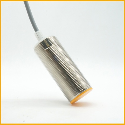 M30平头长管接近开关传感器