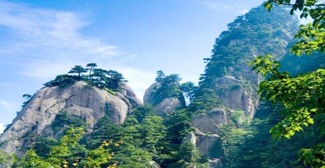 九华山――中国佛教四大名山