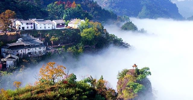 齐云山――中国道教四大名山