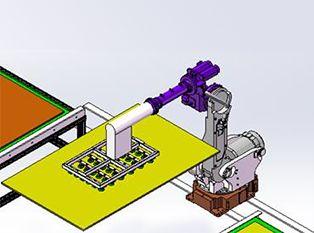 機械手作業
