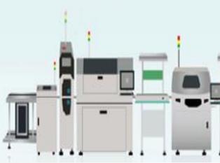全自動錫膏檢測機