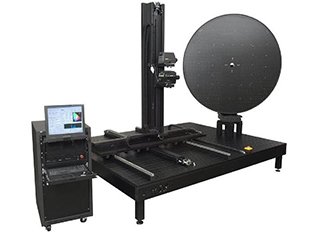 五軸光學量測系統
