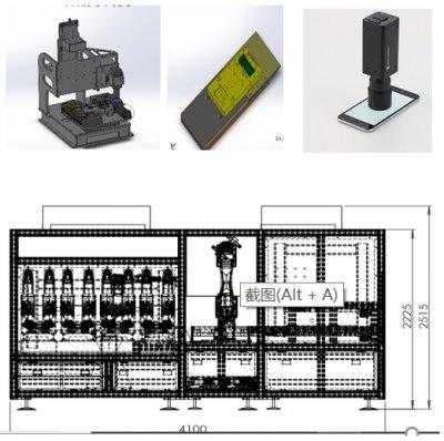 Micro LED Wafer Final Test Micro LED模組測試
