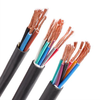 KVVR/软铜芯控制电缆