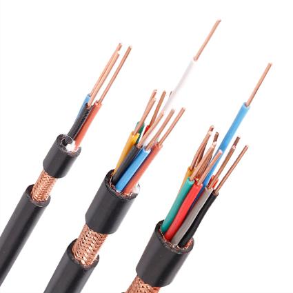 KVVP/屏蔽控制电缆
