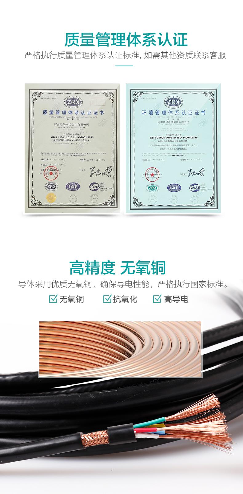 质量管理体系认证-亿博体育娱乐电线KVVRP铜带屏蔽控制软铜芯护套控制电缆电线厂家