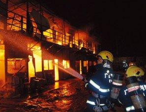 讲一讲线缆造成火灾的原因和应...