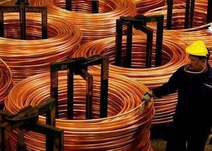 中国铜进口大幅下降,疫情与封...