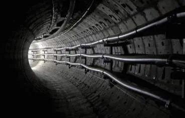 智能电缆检测系统首次运行于深...
