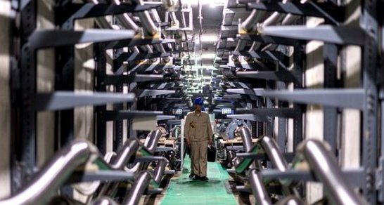 国内最大的高压电缆入廊工程正...