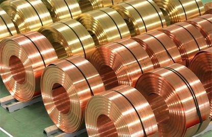 再生铜行业未来发展潜力不可估...