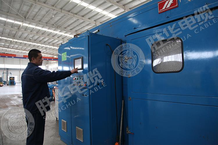 1250高速绞线机-(2)