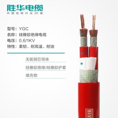亿博体育娱乐电缆YGC硅橡胶软芯铜电力电缆生产厂家